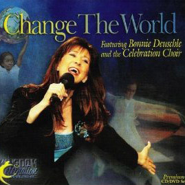 Change The World CD