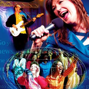 Change The World DVD/CD Combo